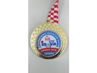 克羅埃西亞國際發明展 金牌獎